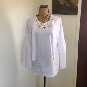 Michael Kors basic white shirt
